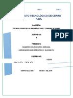 Unidad 1 Ingeneria Del Conocimiento_hernandez Hernandez Elsi y Ramirez Cruz Beatriz Adriana