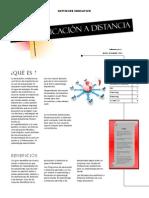 Educacion a Distancia PDF
