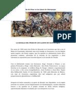 La Batalla Del Pinar en Los Llanos de Olintepeque