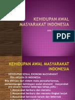 3 Kehidupan Awal Di Indonesia(1)