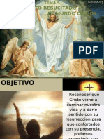 Tema 5 Cristo Resucitado(1)
