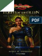 Herbert Mary H - Dragonlance Linsha 02 - El Exodo de Los Vencidos