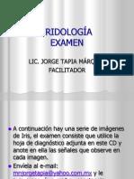 9 Examen Iridología 2008