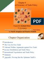 Trade Policy Krugmanobstfeldch09