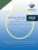 Manual Hidrol