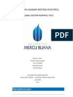 Aplikasi Sistem Kontrol PLTU 2