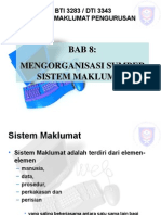 Bab8_Mengorganisasi Sumber Sistem Maklumat.ppt