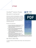 HAL-ZoneSeal Isolation Process