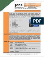 Projects List VLSI