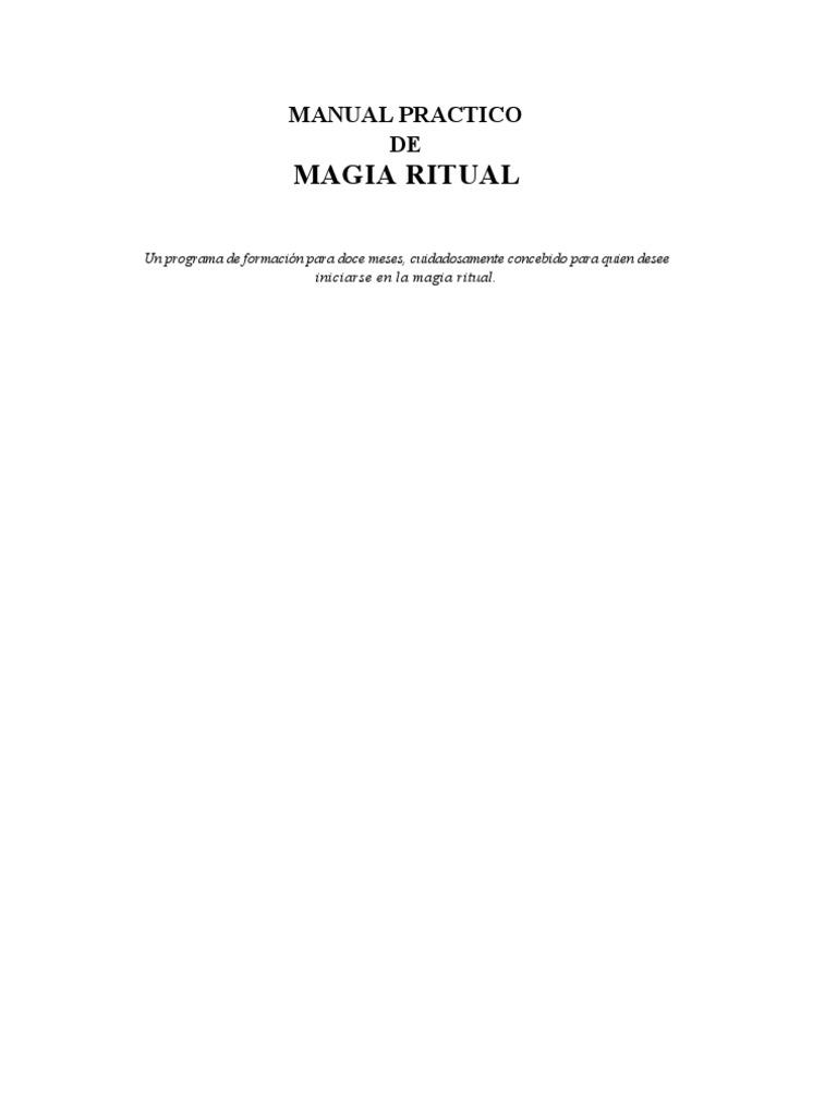 57f80f7a4a27 Ashcroft Dolores - Manual Practico de Magia Ritual