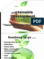 Sustainable Development. Unit4