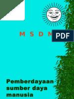 BAKUL PEMBD SDM