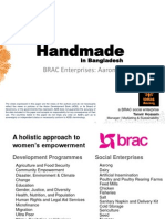 Handmade in Bangladesh-BRAC Enterprises