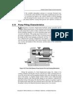 Hydraulic Pump Suction Characterstics