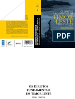 Os Direitos Fundamentais em Timor-Leste