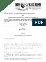 Zakon o Zastiti Od Pozara i Vatrogastvu FBiH 64/09