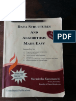 Data Structures and Algorithms Made Easy - Narasimha Karumanchi