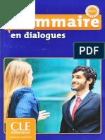 Grammaire en Dialogue Avancée Corrigés