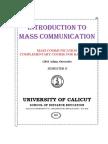 Sm Mass Communication