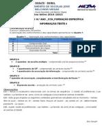 Informação Teste 4