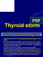 Thyroid Crisis