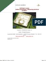 Metrology Lab_Introduction
