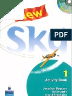 New Sky Activity Book 1