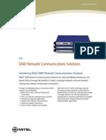 Mitel 5000 Spec Sheet.pdf