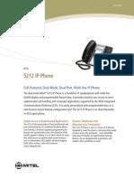 Mitel 5212 IP Phone.pdf