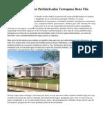 Distribuidores Casas Prefabricadas Tarragona Reus Vila