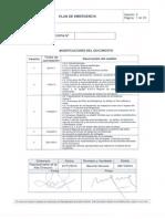 Plan de Emergencia V5. Noviembre 2014