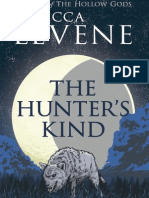 The Hunter's Kind by Rebecca Levene (extract)