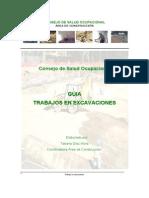 Guia de Trabajos en Excavaciones Area de Construccion Cso