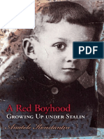 A Red Boyhood--Growing Up Under Stalin