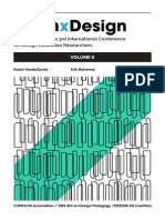 Proceedings of the 3rd International Conference for Design Education Researchers (volume 2)