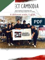 Project Cambodia - eBook