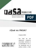 PASA (Sexualidad y Afectividad)