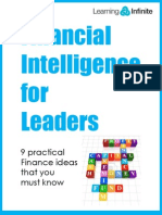 Financial Intelligence for Leaders