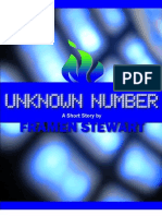 Unknown Number, A Dark Fantasy Short Story by Framen Stewart