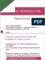 Aula 7-Aparelho Reprodutor Feminino