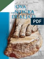 Nova Antička Duklja (Zbornik II) 2011