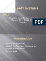 Clean Energy Systems Project