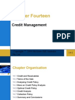 Fundamentals of Credit Management