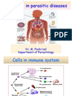 Modul Hematoimun (dr. Fakhri) - Immunity to Parasitic Infections.ppt