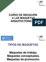 Curso Iniciacion Maquetas