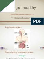 Lets get healthy - Dr SanjivHaribhakti
