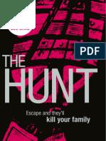 The Hunt, Tim Lebbon - Extract