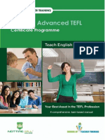 Advanced TEFL