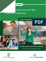 Advanced TEFL