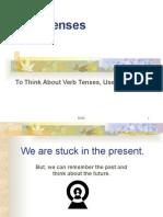 Verb Tense Time Line.ppt